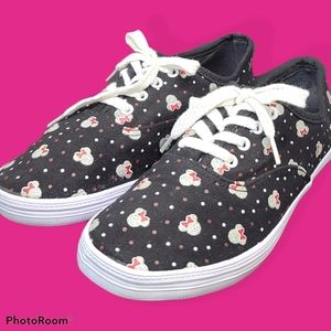 🎧3/$25 Sz3-1/2 Minnie Mouse sneakers